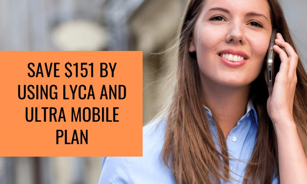 Lyca and Ultra Mobile Plan