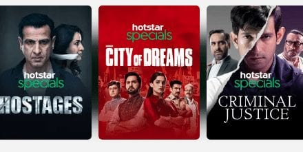 Hotstar Offers-Annual Package $5 PER MONTH with Promo: DESI40