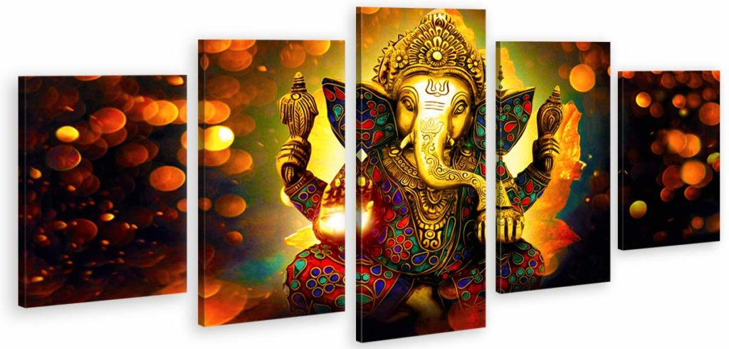 Lucky Ganesh Statue for Health Wealth & Success   Ganesh Statue Puja
