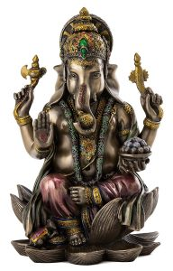 Lucky Ganesh Statue for Health Wealth & Success | Ganesh Statue Puja