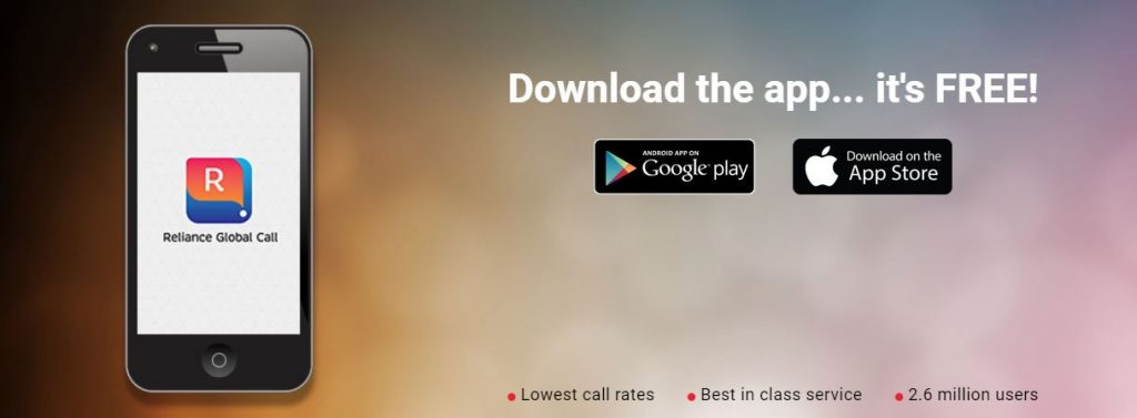 Reliance Global Indian Call