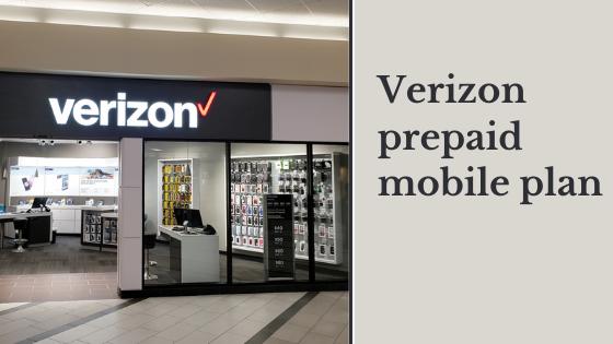 Verizon prepaid
