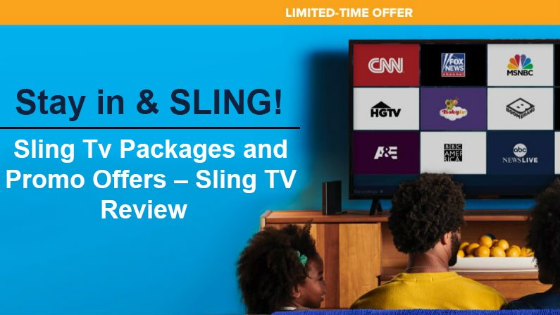 sling tv packages